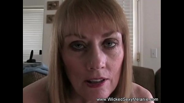 Mom lets son cum in her mouth scene